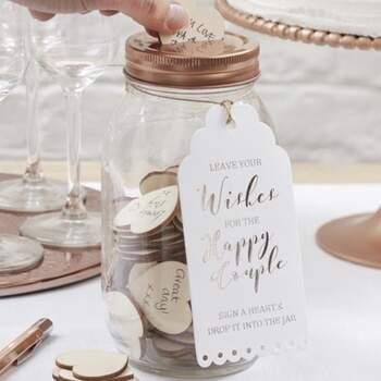 Livre D'or Pot Love - The Wedding Shop !