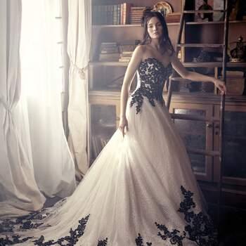Créditos: Maggie Sottero   Modelo do vestido: Tristyn