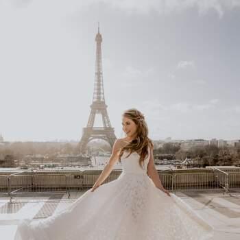 Laura van Rooij Bruidscouture | Foto: Hylke Greidanus Photography
