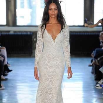 Créditos: Watters   New York Bridal Week