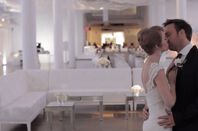 Alex e Lisa, os noivos dos 30 casamentos: desta vez, em Nova Iorque, com Martha Stewart