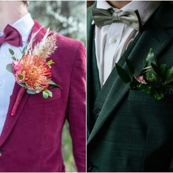 Bloemenmelodie Foto: Karrie Mennen   Blouming Floral Art Foto: Yara Brouwer Photography