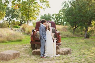 Wielkie wiejskie wesele- galeria inspiracji
