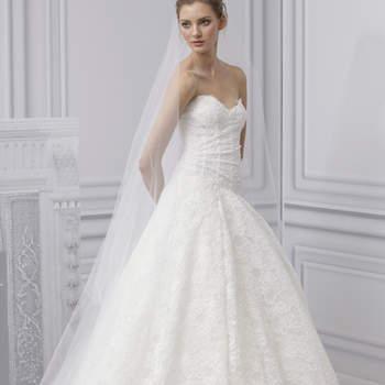 Une vraie robe de princesse ! Monique Lhuillier 2013.
