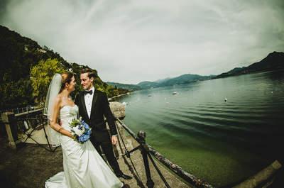 Heiraten am Lago Maggiore: Barbara & Christoph feierten eine Woche mit ihren Liebsten!