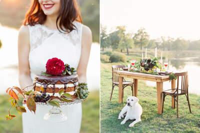 Свадьба и животные Фото: Mария Муницина