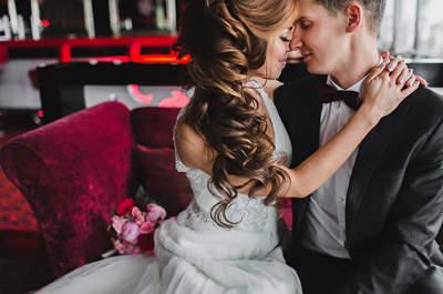Путешествие открыло дорогу к новой жизни: свадьба Екатерины и Петра