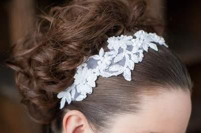 Peinados de novia con recogido 2017. ¡Elige tu favorito!