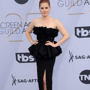 Amy Adams vestida de Celine /CordonPress