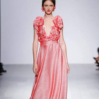 New York Fashion Week S/S 2018. Credits: Badgley Mischka