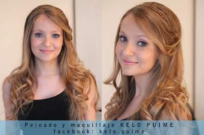 Conseil tout simple pour une coiffure de mariée parfaite, par Kelo Puime