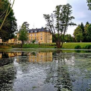 Photo : Château de Vaugrigneuse