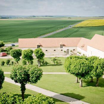 Photo : Château de Serans - Val d'Oise
