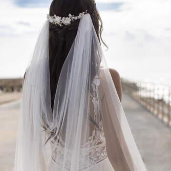 Vestido de noiva modelo Charisse da coleção Pronovias 2021 Cruise Collection