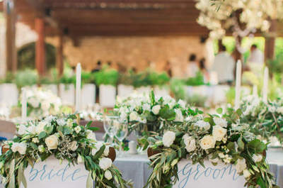 Mariage réussi, mariage fleuri : toutes nos bonnes idées pour décorer votre mariage !