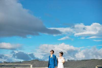 El cazador de emociones: Pablo Salgado y la fotografía de bodas