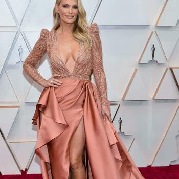 Molly Sims | Zuhair Murad | Crédits: Cordon Press