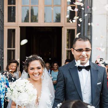 Casamento de Lúcia e Luís Salazar   Foto: Pedro Filipe Fotografia