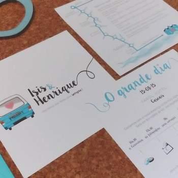 Foto: In Love   Wedding Stationery & Styling