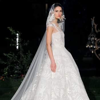 Marchesa. Credits: Barcelona Bridal Fashion Week