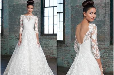Justin Alexander Signature 2016: wow your guests with one of these exclusive wedding dresses