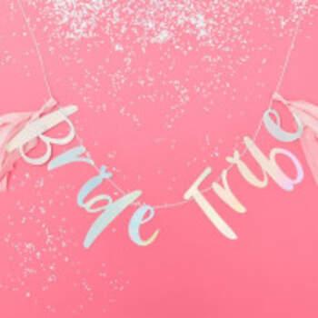 Guirlande Bride Tribe - The Wedding Shop !