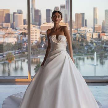 Pronovias Cruise Collection - Vestido Princesa 2021