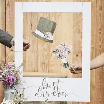 Cadre Photocall Polaroid - The Wedding Shop !