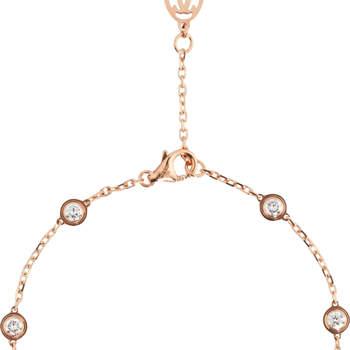 Brazalete Diamants Légers. Credits: Cartier
