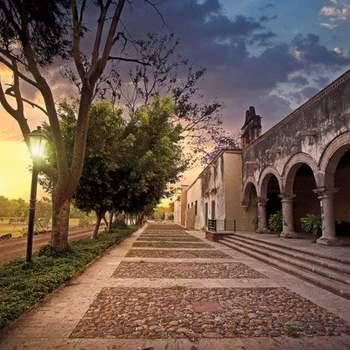 """<a href=""""https://www.zankyou.com.mx/f/hacienda-labor-de-rivera-44215""""> Foto: Hacienda Labor de Rivera </a>"""
