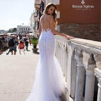 Modelo Realeza | Foto: Rússia Noivas Divulgação
