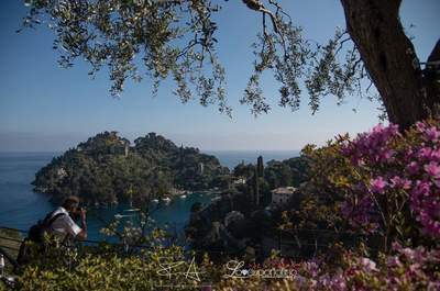 I found my blog in Portofino: anche Zankyou c'era!