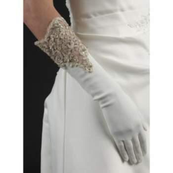 Gants de mariée Lady. Crédit photo : Mariage-pronoce