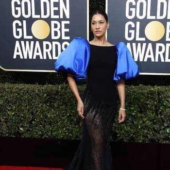Janina Gavankar de Georges Chakra. Credits Cordon Press