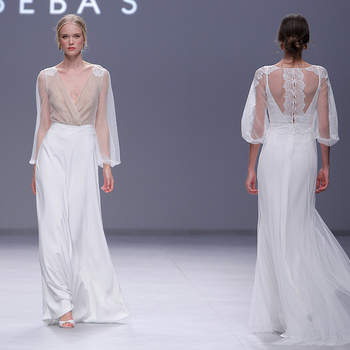 Beba´s. Credits_ Barcelona Bridal Fashion Week