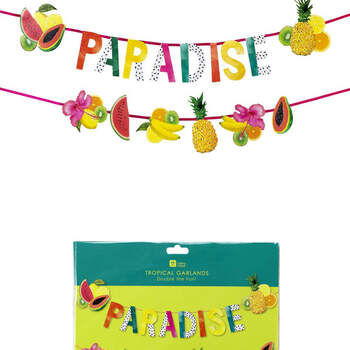 Guirlanda Paraíso Tropical 2 unidades- Compra en The Wedding Shop