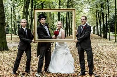 Lustige Hochzeitsspiele – 4 Ideen für eine spaßige Hochzeit!