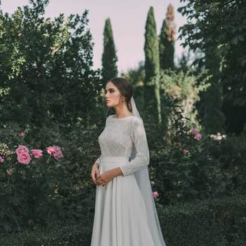 Vestido Fabiola. Foto: Alejandra Godia