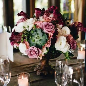 Especial Flores de Outono: buquês e decorações cheias de cores em arranjos apaixonantes!