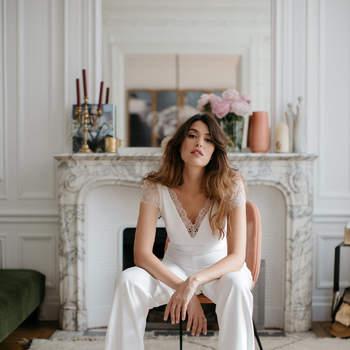 Photo : Yann Audic - Combinaison Gorgia, Sophie Sarfati