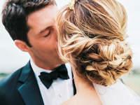 Los 5 peinados de novia más chic 2017