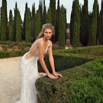 Vestido G-208 | GALA Collection No. 7. Credits: Galia Lahav