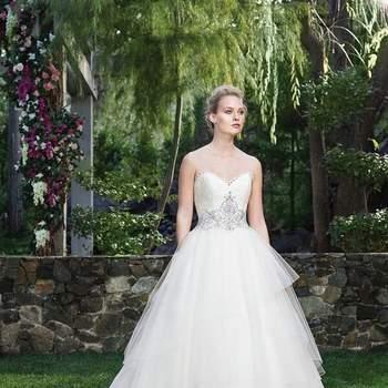 Casablanca Bridal Collection; Fall 2016: Calla Lily 2259