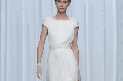 40 Short wedding dresses for a 2016 bride: Time to be inspired!