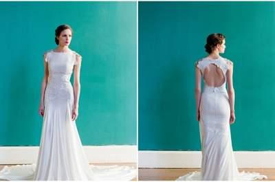 Carol Hannah 2013 : la robe de mariée de la semaine