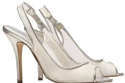 Deslumbra en 2015 con estos zapatos de novia en tu boda