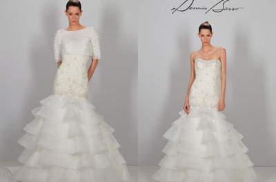 Dennis Basso 2013: abiti da sposa per la stagione primavera/estate