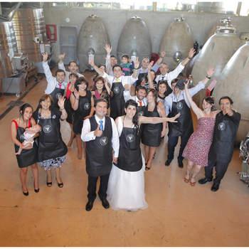 Fotos: Mauricio Cancino. Wedding planner: Tamara Sepúlveda.