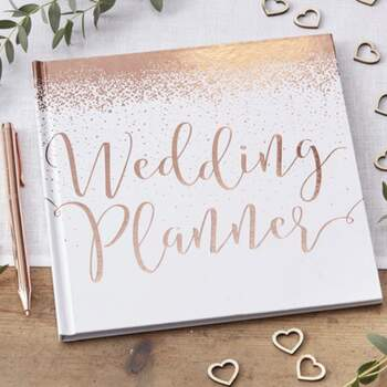 Livre Du Wedding Planner - The Wedding Shop !