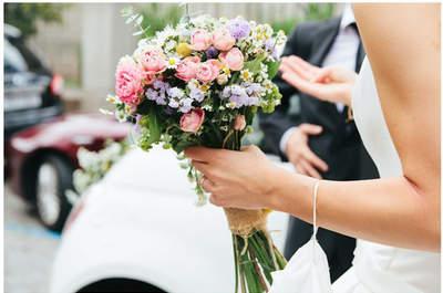 Odkryj trendy w bukietach ślubnych 2016!